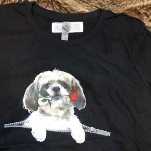 Dog Lovers Graphic Tshirt